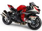 Supercharged Bimota Tesi H2: When Italian Flair Meets Japanese Engineering