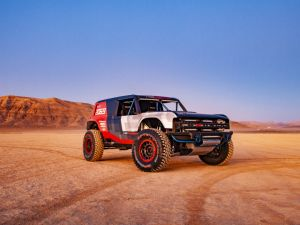 Here's A Glimpse At What The Bronco Could Look Like With The R Race Prototype Reveal