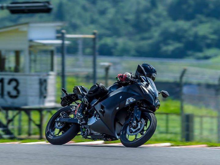 Kawasaki Ninja 300 electric