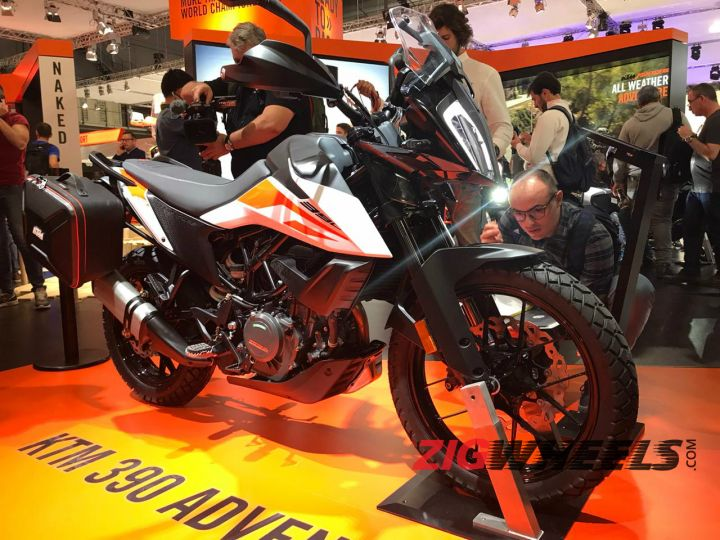 KTM 390 Adventure 5 Things To Know