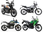 The KTM 390 Adventure Takes On Its Rivals, On Paper