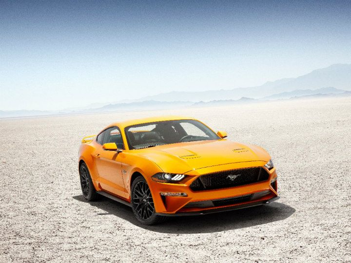 Mustang price in india 2020