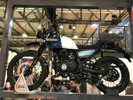 2020 Royal Enfield Himalayan To Get 3 New Colours Shown At Eicma