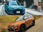 Toyota Raize Vs Maruti Suzuki Vitara Brezza: Battle Of The Compact SUVs
