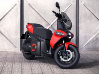Seat's First Electric Scooter Is Straight Outta Star Wars