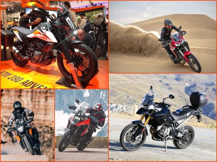Top 5 ADV's Coming To India Next Year