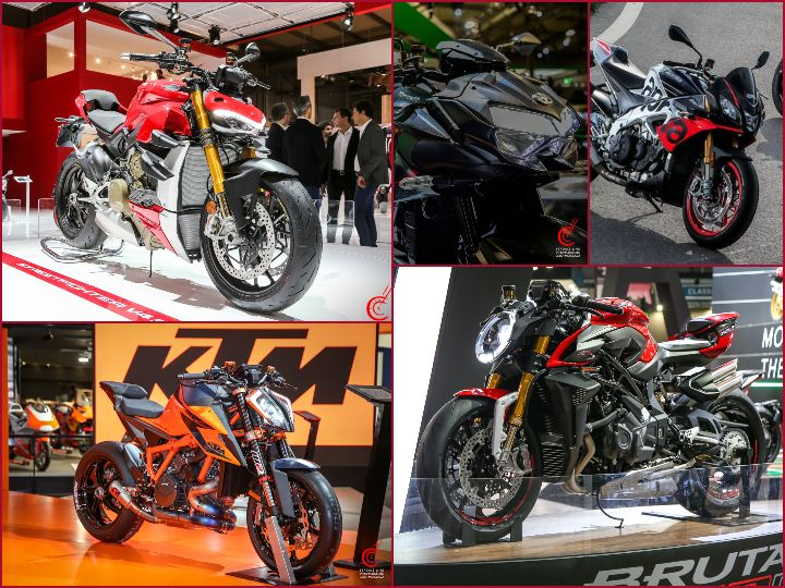 5 Most Powerful Naked Bikes In Production