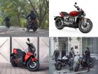 Top 5 Bike News Of The Week: BS6 TVS Apache RTR 160 4V Spotted, Royal Enfield Classic 350 Accessories, CFMoto Expansion Plans & More