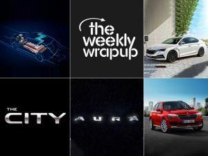 Top 5 Car News Of The Week: 2020 Skoda Octavia Revealed, Honda City Global Premiere, Tata Nexon EV Debut, Skoda Kamiq India Launch