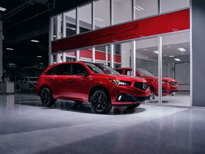 The Hand Built Acura MDX PMC Edition SUV At LA Is The Flagship Honda We Want For India