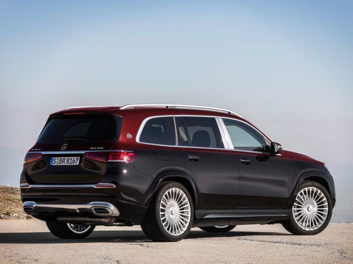 Mercedes-Maybach GLS 600 Luxury SUV Unveiled - ZigWheels