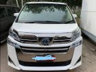 Here's Your Best Look At The India-bound Toyota Vellfire MPV