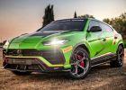 The Sporty Lamborghini Urus Gets A Sportier ST-X Variant Developed By Squadra Corse
