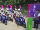 Bajaj's All-electric Chetak Is Already On A Looooong Roadtrip