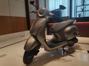 Feast Your Eyes On Bajaj's First Electric Scooter In 15 Detailed Images!