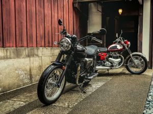 Kawasaki W800 All Set To Come In Another Retro Avatar At EICMA 2019