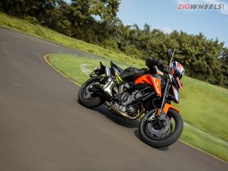 KTM 790 Duke First Ride Review