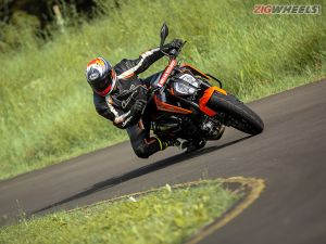 KTM 790 Duke: Review In Images