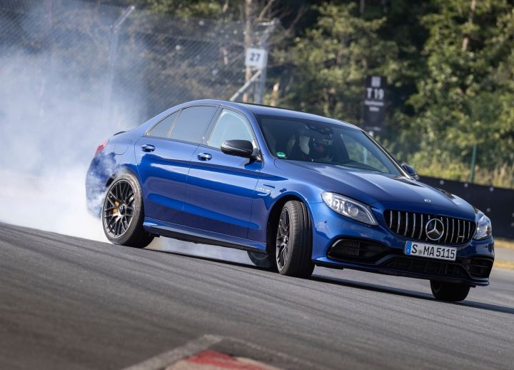 Rumour: Next-gen Mercedes-AMG C63 to get 4-cylinder hybrid