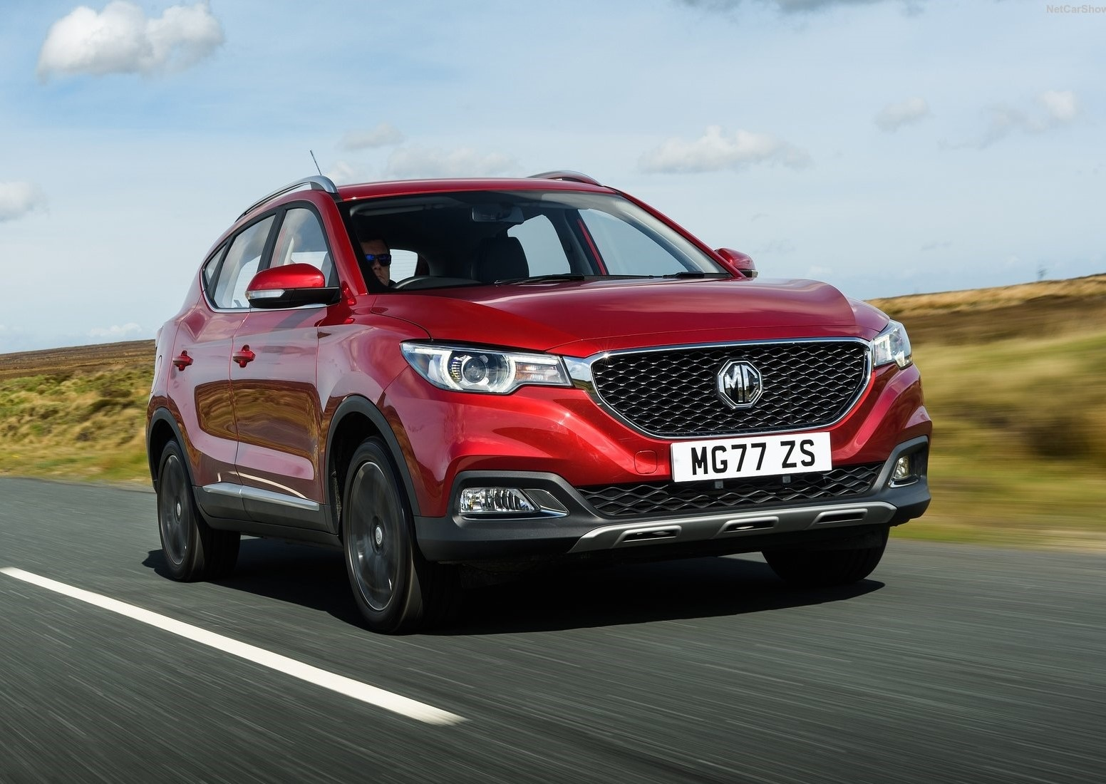 MG ZS SUV Might Get Petrol And Hybrid Engine In India