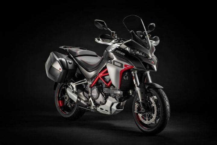 Ducati Multistrada 1260 S Grand Tour Launched