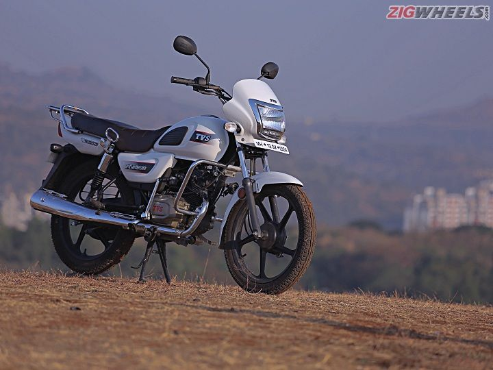 TVS Radeon 7000km Long Term Report
