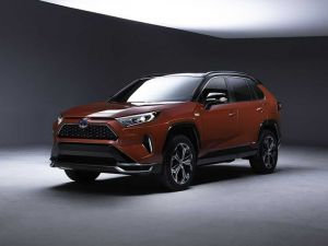 There's A New Toyota RAV4 Hybrid And We Wish It Came To India