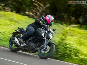 The BS6 Yamaha FZ V3 Makes Only 0.3PS More Power Than The 125cc Pulsar!