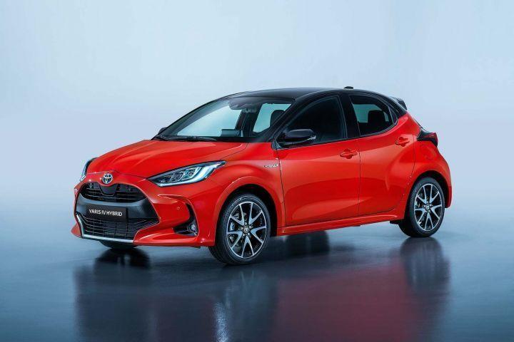 Toyota yaris 2020 price