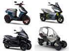 Yamaha At 2019 Tokyo Motor Show: E01, E02 Electric Scooters, Tricity And More!