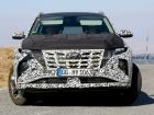 2021 Hyundai Tucson Spied Testing Overseas With Heavy Camo