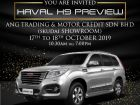 Haval H9 SUV Teased: Is This The Perfect Toyota Fortuner Rival For India?