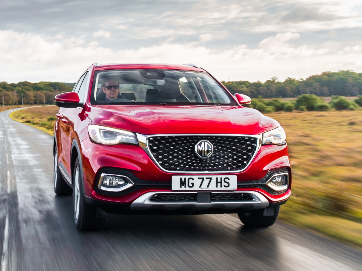 MG Motor Unveils The HS Could It Be The Perfect Hyundai