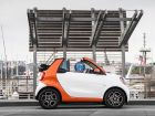 You May Not Have Noticed, But Smart Was At The Tokyo Motor Show With A Cabrio