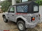 The Upcoming Mahindra Thar Will Continue To Offer Top-Down Fun!