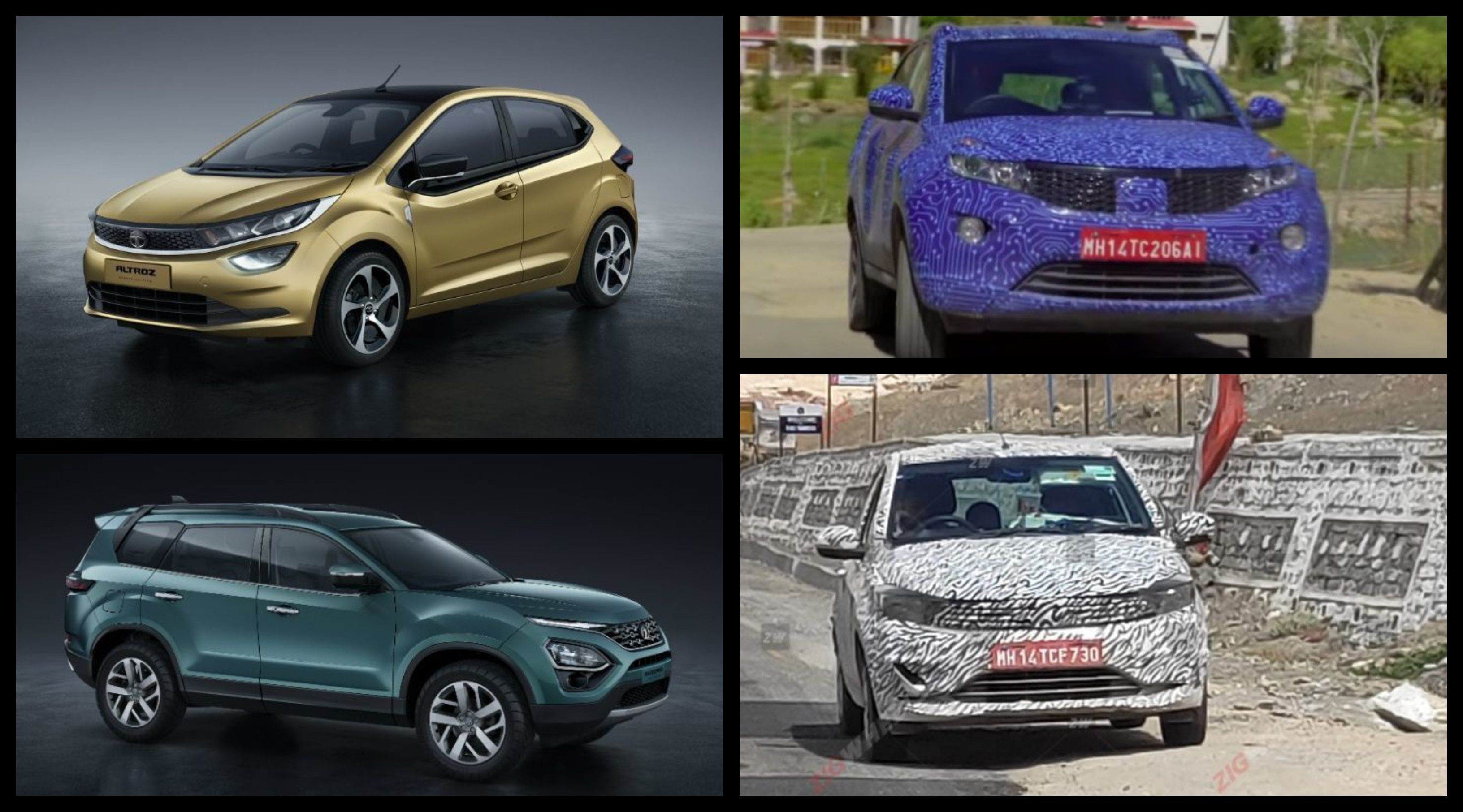 Tata Motors Is Bringing All These Cars To India In 2020 Nexon Ev