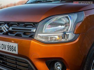 The Maruti  Suzuki XL5 Is More Than A Ritzy Wagon R