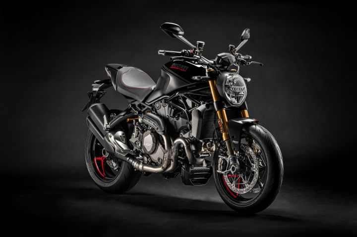 Ducati Monster 1200 S Black On Black Colour Edition Revealed