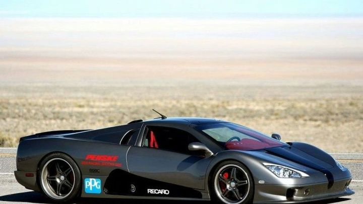 Top 5 Fastest Production Cars In The World - ZigWheels