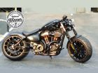 Custom Made Harley-Davidson Goliath To Represent India Globally