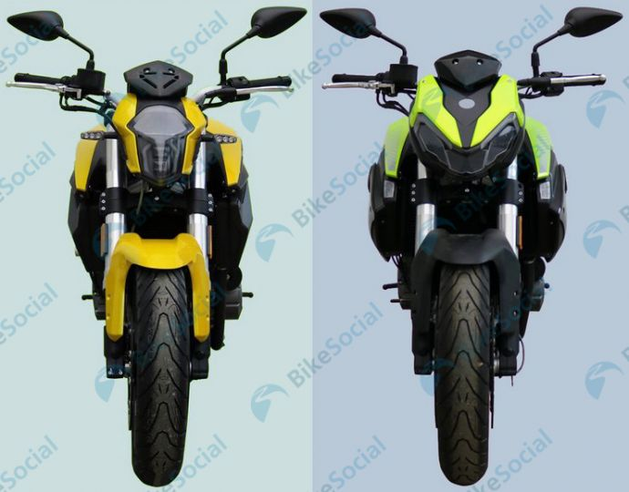 New 2020 Benelli TNT 600 Design Patent Unveiled