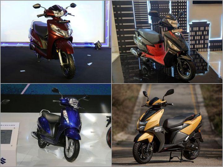 2019 Honda Activa 125 Spec Comparison
