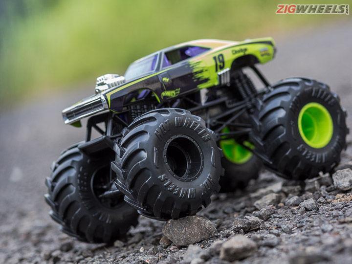Hot Wheels Monster Truck Series Launched In India Zigwheels