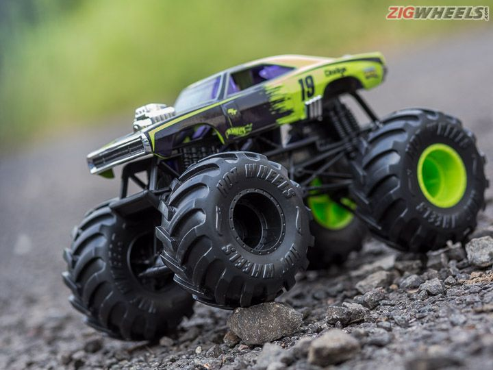 Hot Wheels Monster Truck Series Launched In India