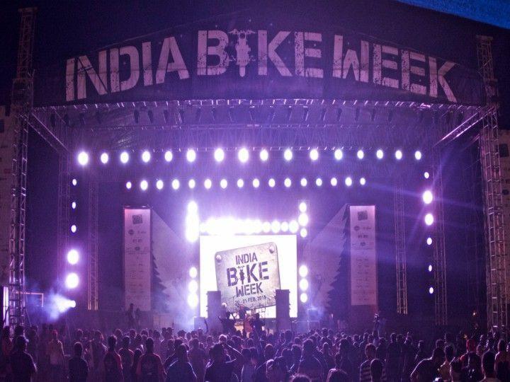 India Bike Week Returns For 2019