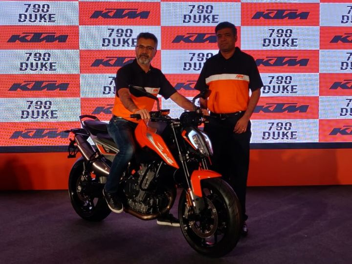 KTM 790 Duke Launched In India