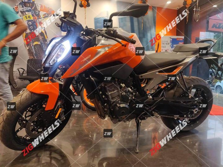 KTM 790 Duke To Be Sold In Limited Numbers At Rs 8 5 Lakh