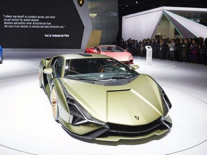 Lamborghini Sian Image Gallery , ZigWheels