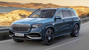 Uber Luxurious Maybach SUV To Hit Roads Soon