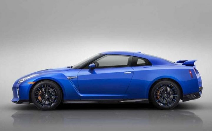 2020 Nissan GT-R Updated With New Turbos, Faster Gearbox